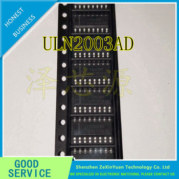 50 ADET/GRUP ULN2003AD SOP-16 ULN2003A ULN2003 HIGH-VOLTAGE HIGH-CURRENT DARLINGTON TRANSISTÖR DIZI